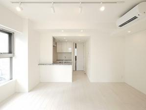 パークハビオ西新宿の内装
