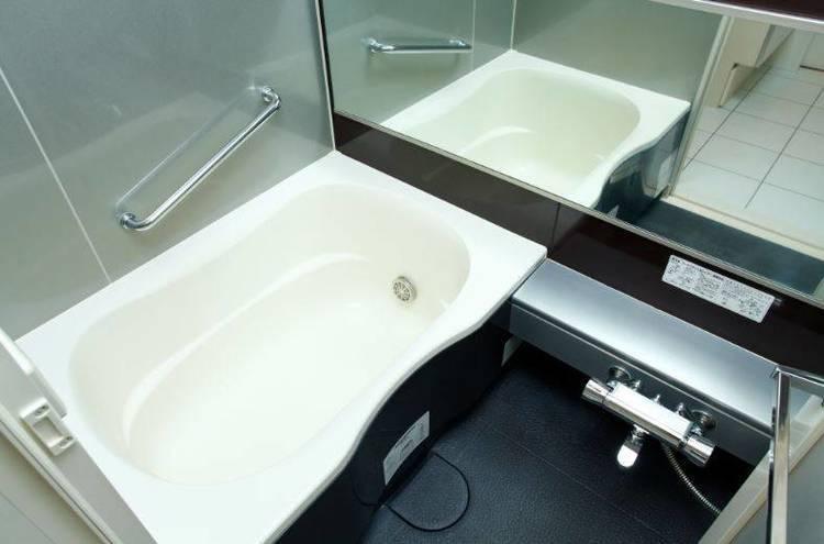 コンフォリア西新宿の水周り