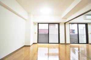 ライオンズシティ西新宿の室内