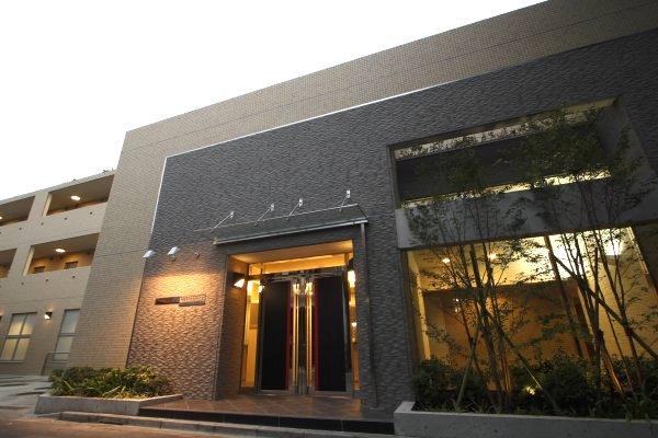 レジディア西新宿Ⅱのエントランス