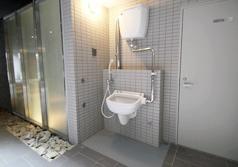 パークアクシス日本橋本町のペット洗い場