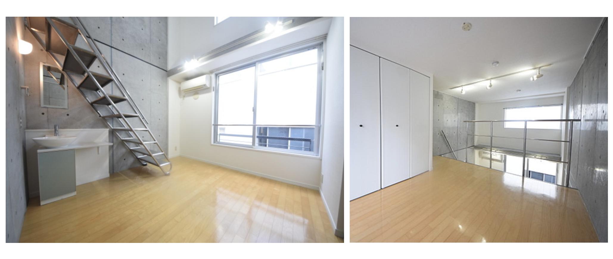 レジディア西新宿の室内(1LDK)