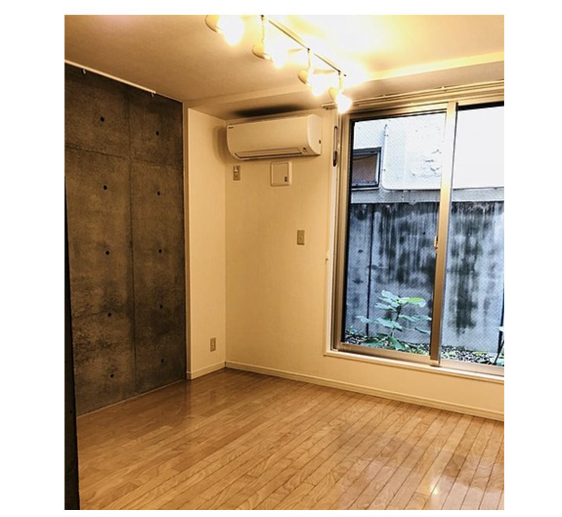 レジディア西新宿の室内(1ルーム)