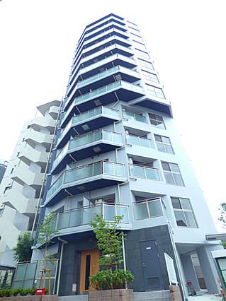 メイクスデザイン西新宿の外観