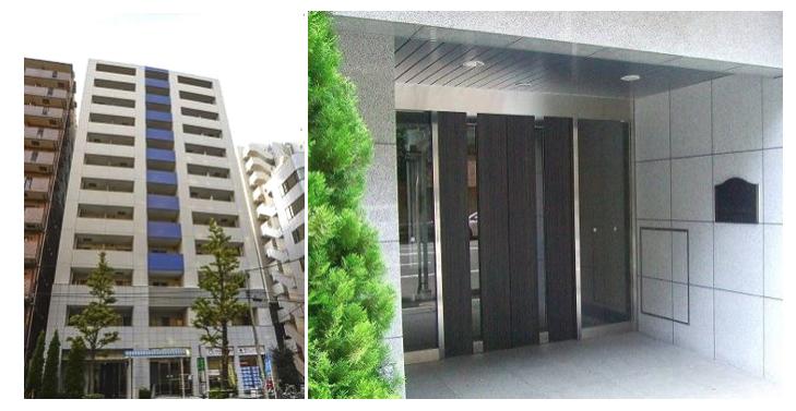 メインステージ江戸川橋Ⅲの外観