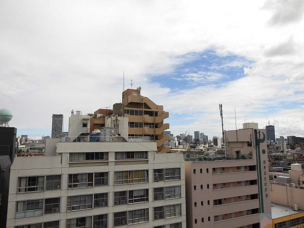 コンフォリア神楽坂DEUXの眺望(12階、1LDK)