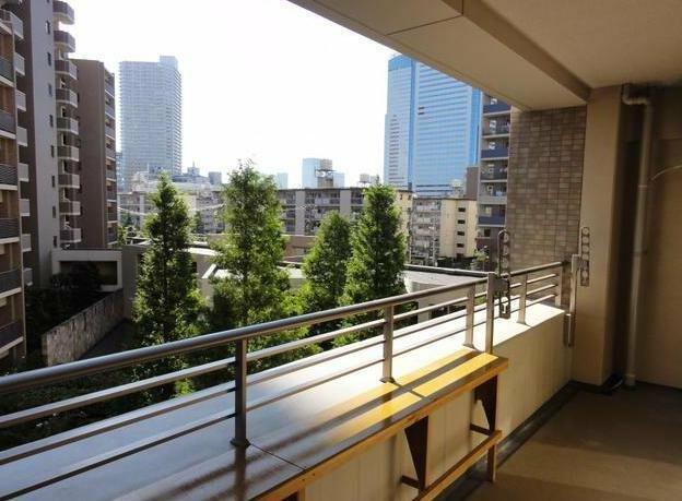 プライヴブルー東京からの眺望