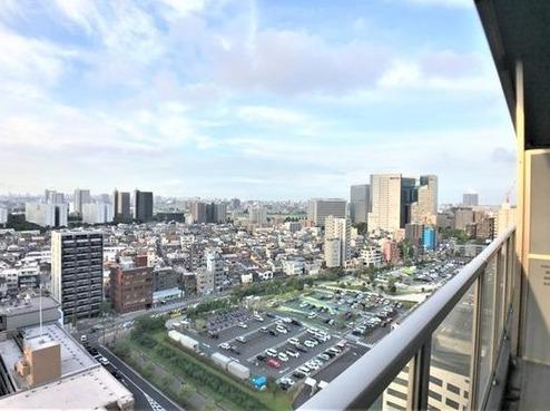 クレッセント川崎タワーの眺望