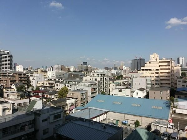 レジディア市谷薬王寺の眺望
