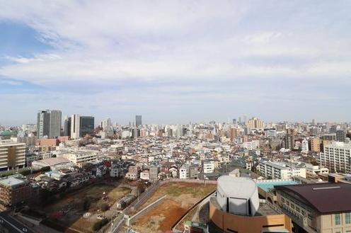 ローレルコート新宿タワーの眺望