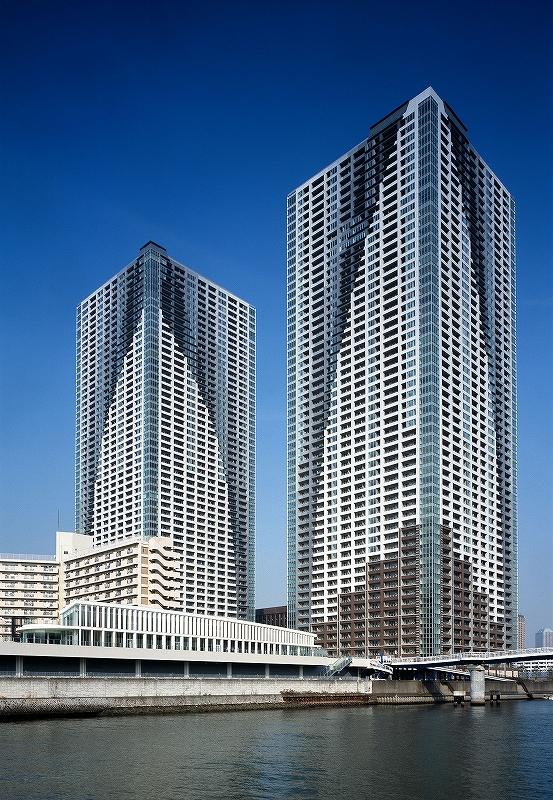 ザ・東京タワーズの外観写真