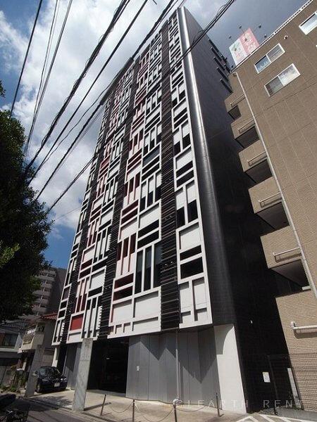 イプセ新宿若松町の外観