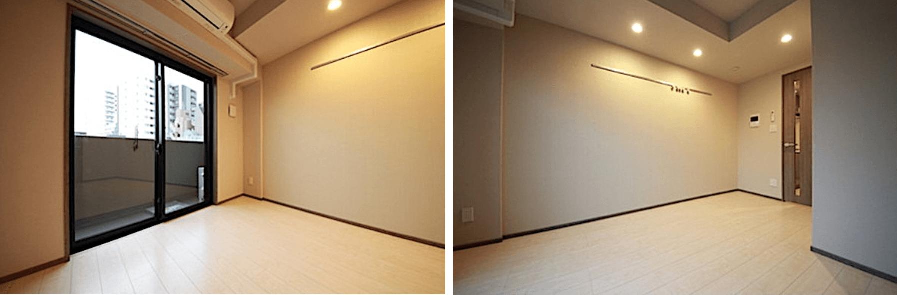ハーモニーレジデンス早稲田の室内