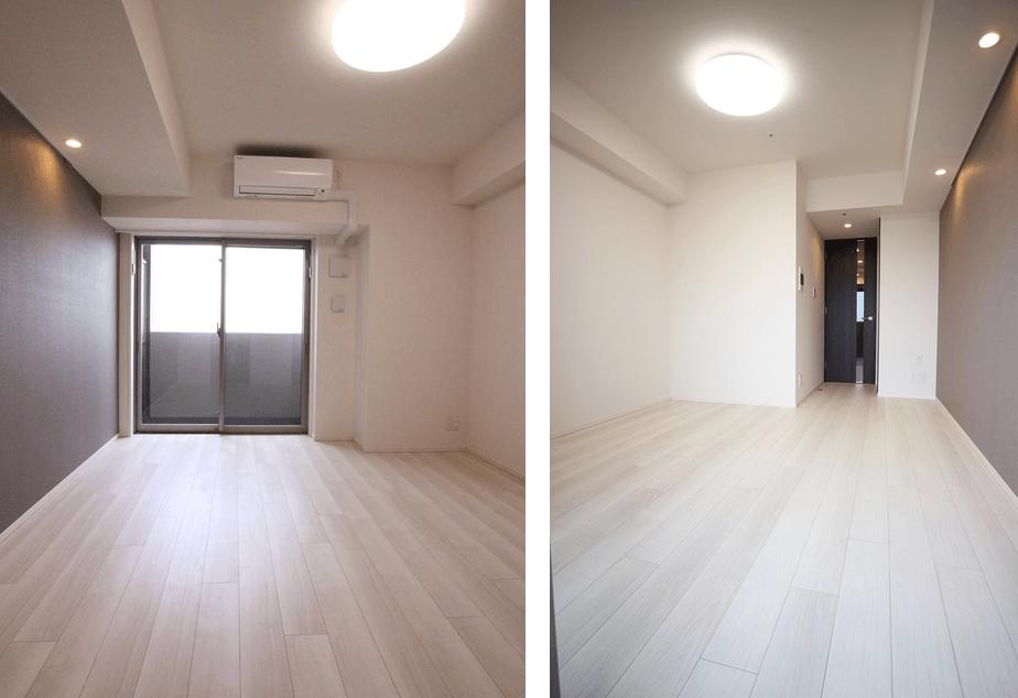 コンシェリア新宿 HILLSIDE SQUAREの室内
