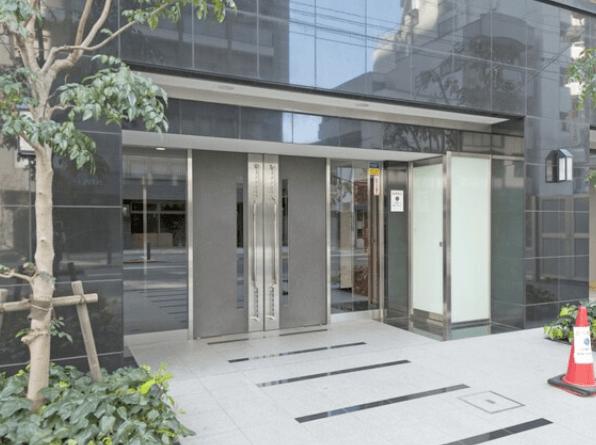 東京蒲田スクエアタワーのエントランス