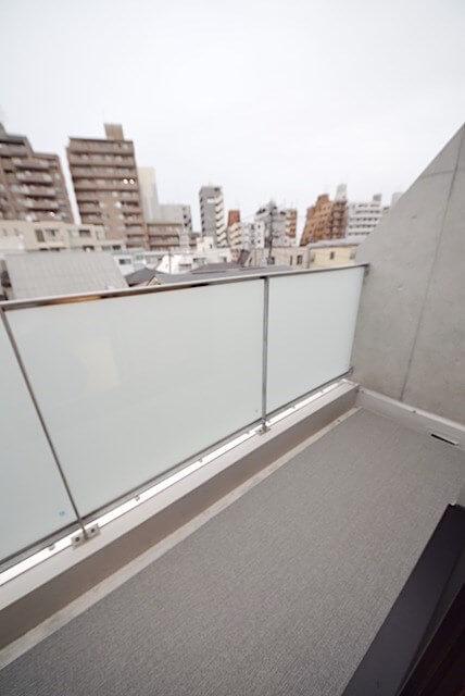 LAPiS若松河田の眺望(1K)