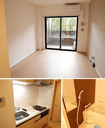 D-room早稲田の室内(1K)