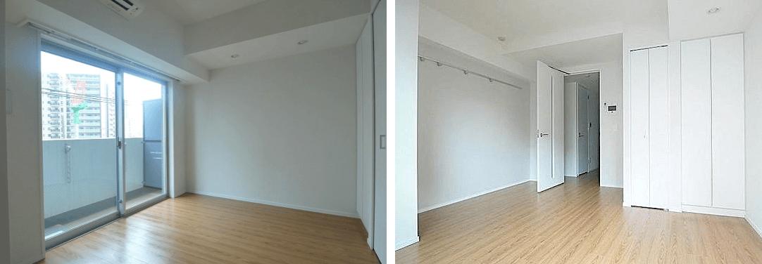 アクサス新宿戸山の室内