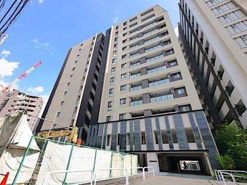 ジオ新宿若松町の外観