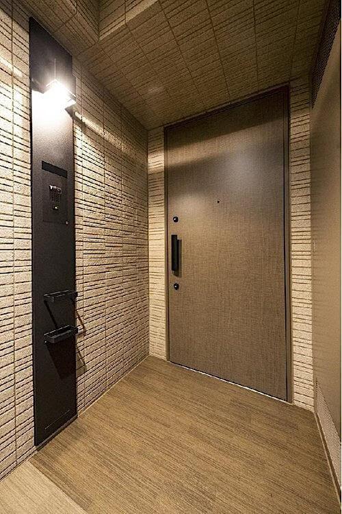 ジオ新宿若松町の内廊下