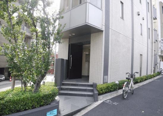 KDXレジデンス麻布仙台坂のエントランス