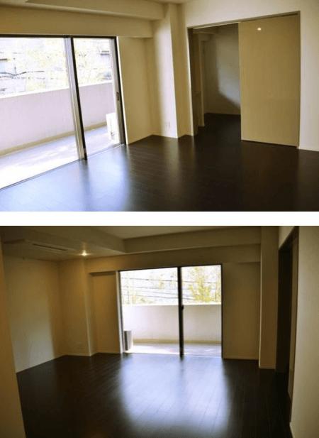 ザ・パークハウス西麻布霞町の室内