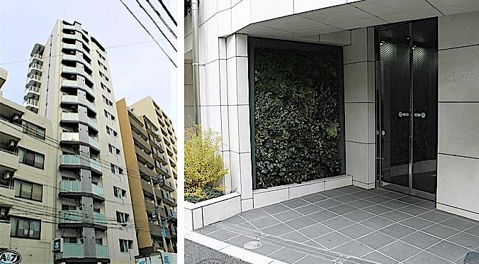 ジェノヴィア新宿早稲田グリーンヴェールのアイキャッチ