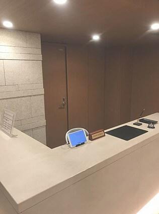 ザ・パークハビオ新宿の共用施設
