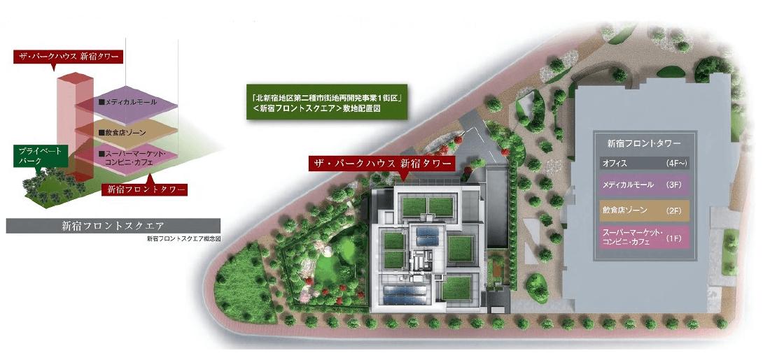 新宿フロントスクエア