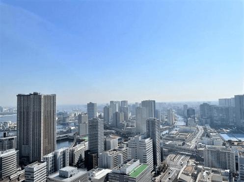 キャピタルマークタワーの眺望