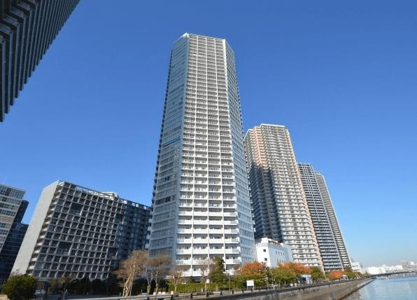 アップルタワー東京キャナルコートのアイキャッチ