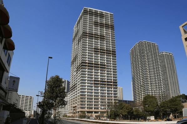 パークタワー東雲のアイキャッチ