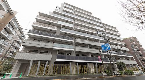 プラウドフラット渋谷富ヶ谷のアイキャッチ