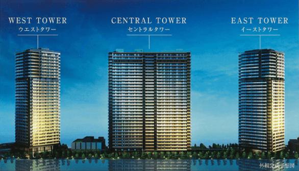 シティタワーズ東京ベイのイメージ