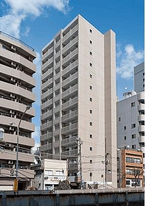 大井町_カスタリア