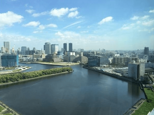 シティタワー有明の眺望