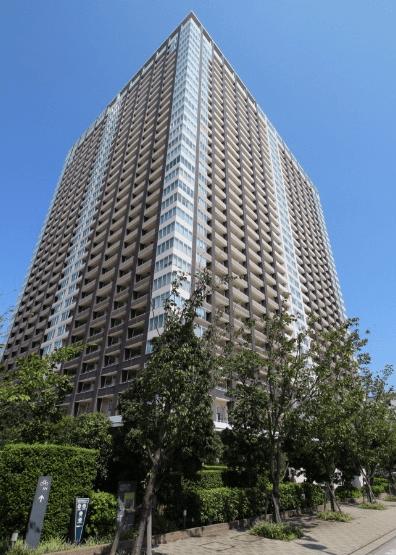 ブリリアマーレ有明タワー&ガーデンの外観