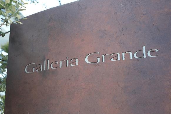 ガレリアグランデのエンブレム