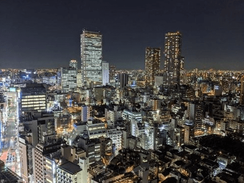 グランドミレーニアタワー&スイートの眺望