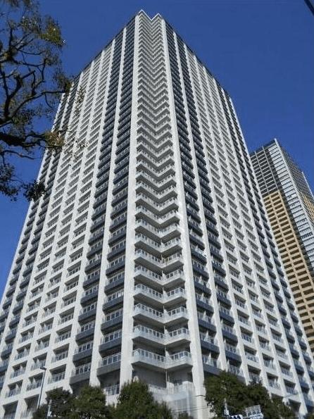 エアライズタワーの外観