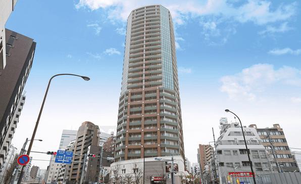 セントラルレジデンス新宿シティタワーのアイキャッチ