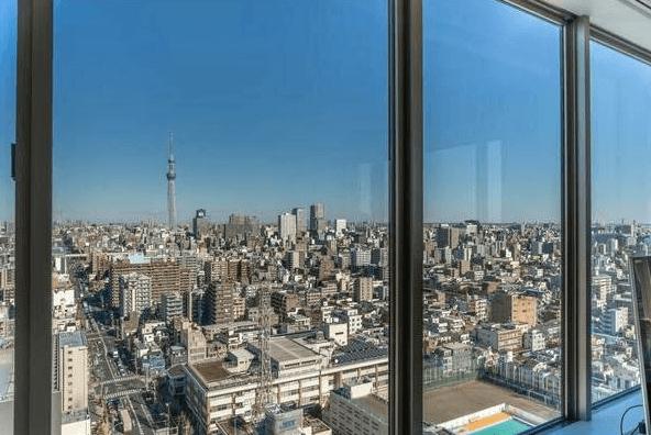 D'グラフォート清澄白河スパークリングタワーの眺望