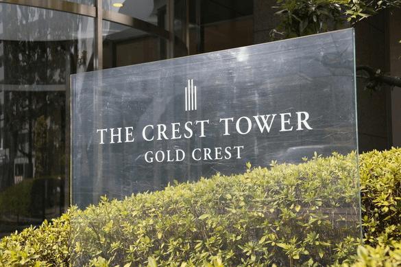 ザ・クレストタワーのエンブレム
