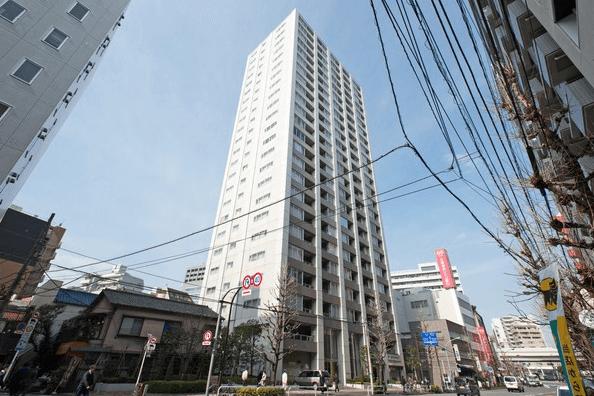 新宿山吹アインスタワーのアイキャッチ