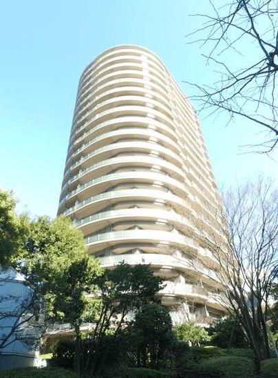 ゲートシティ大崎サウスパークタワーの外観