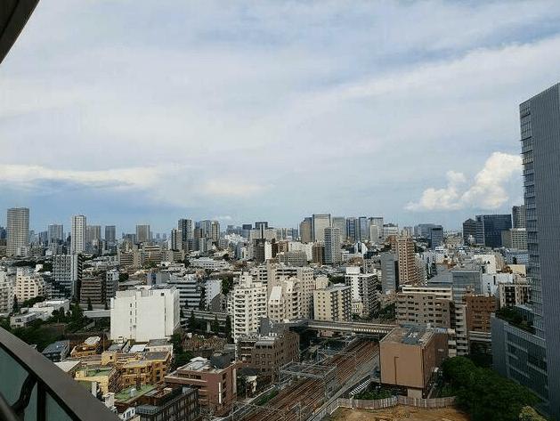 ドレッセ目黒インプレスタワーの眺望