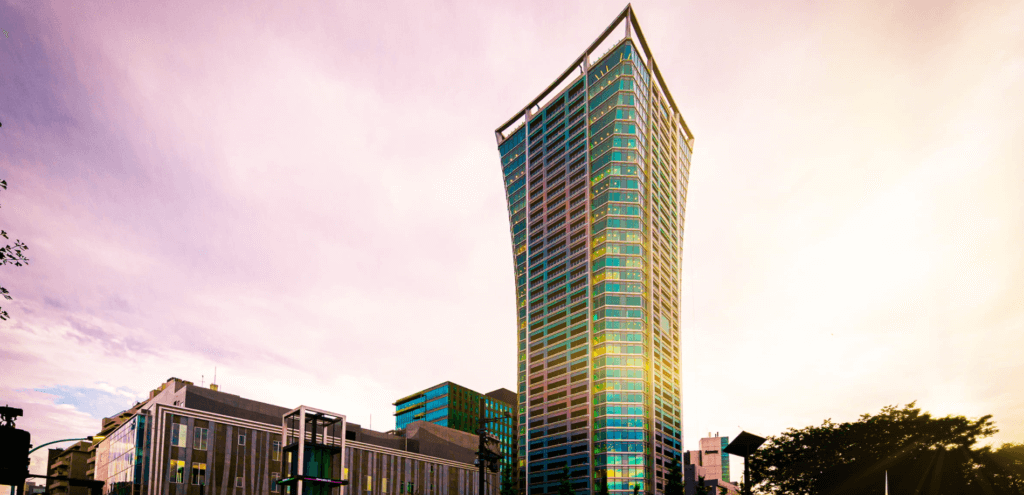 パークコート渋谷 ザ タワーのアイキャッチ