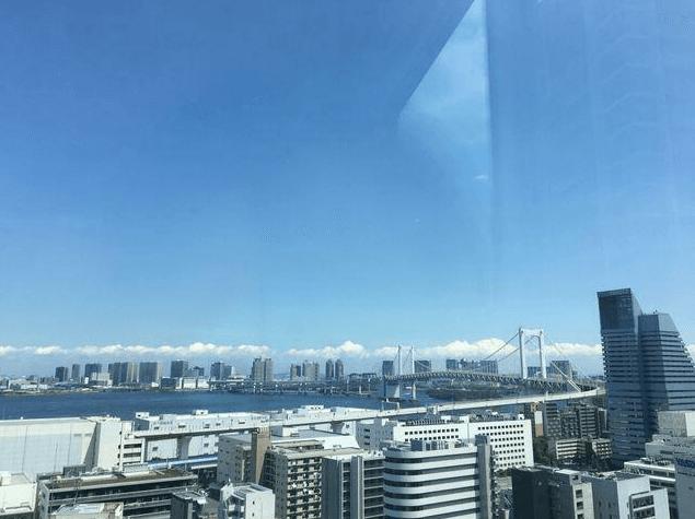 パークタワー芝浦ベイワード オーシャンウイングの眺望