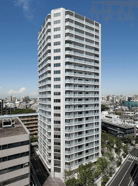 ザ・タワーレジデンス大塚の外観