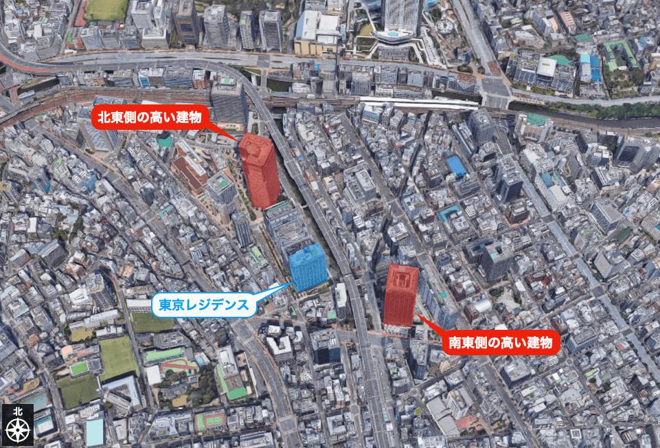 東京レジデンス千代田九段下の眺望